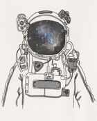 Astronaut Tee, , hi-res