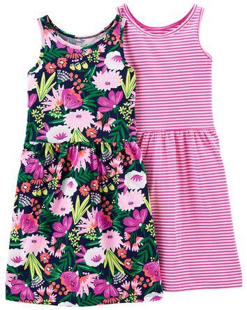 2-Pack Dresses