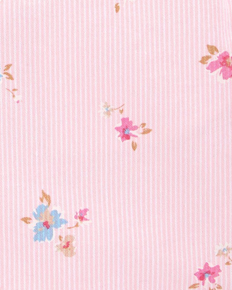 Floral Hickory Stripe Jumper, , hi-res