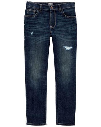 Skinny Jeans in Rinse Wash