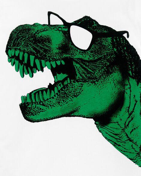 Dinosaur Sunglasses Jersey Tee