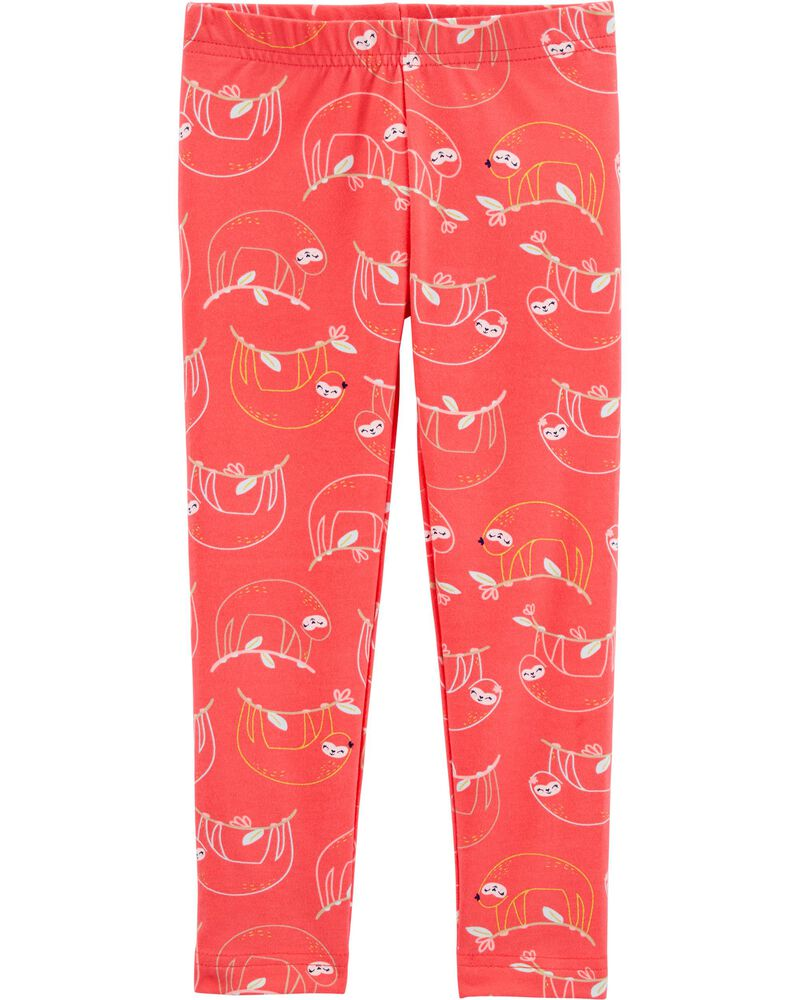 Sloth Leggings, , hi-res