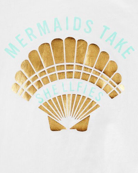 Side-Tie Mermaid Tee