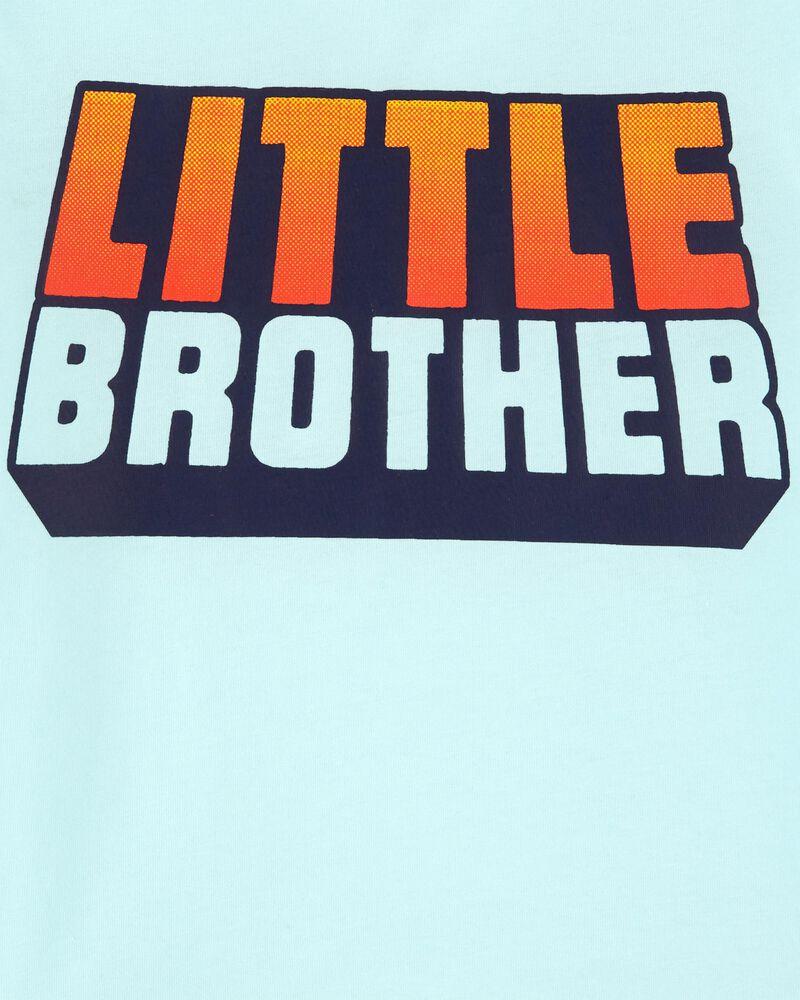T-shirt en jersey Little Brother, , hi-res