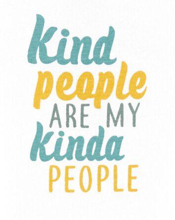 Cache-couche original Kind People
