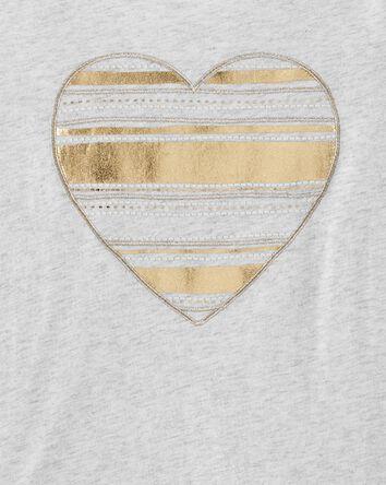 T-shirt à cœur