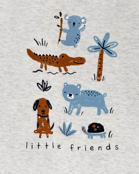 4-Piece Animal Take-Me-Home Set