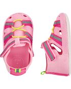 Robeez Acqua Sandal Soft Sole Shoes, , hi-res