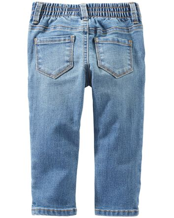 Soft Skinny Jeans - Upstate Blue