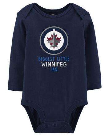 Cache-couche des Jets de Winnipeg d...
