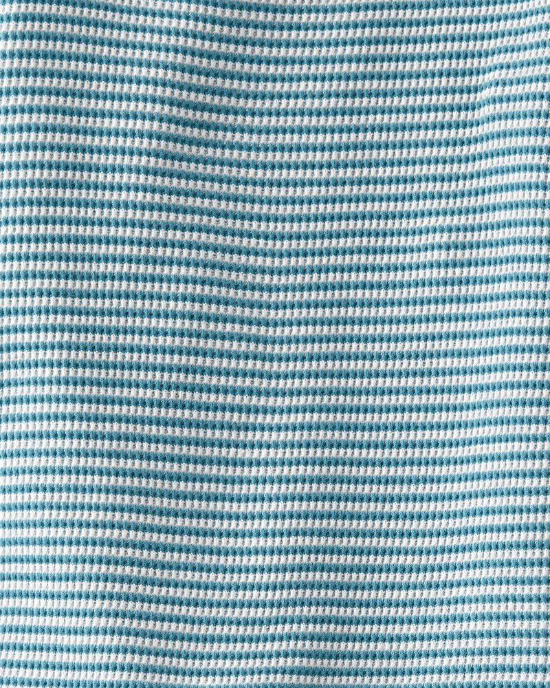 Thermal Organic Cotton 2-Piece PJs, , hi-res