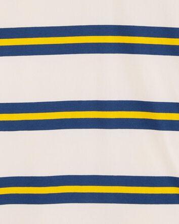 Striped Polo