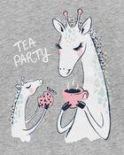 Giraffe Jersey Tee, , hi-res