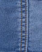 Knit Denim Jacket, , hi-res