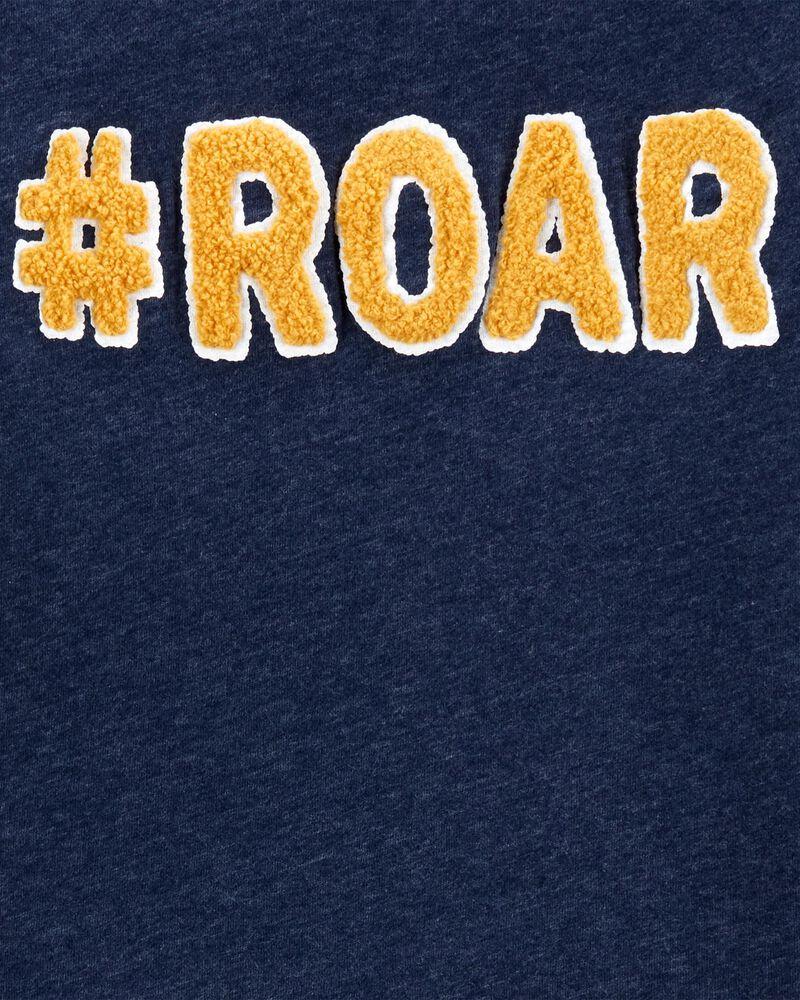 T-shirt chiné #Roar, , hi-res