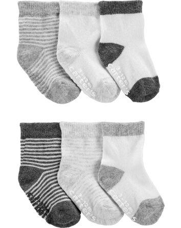 6-Pack Ankle Socks