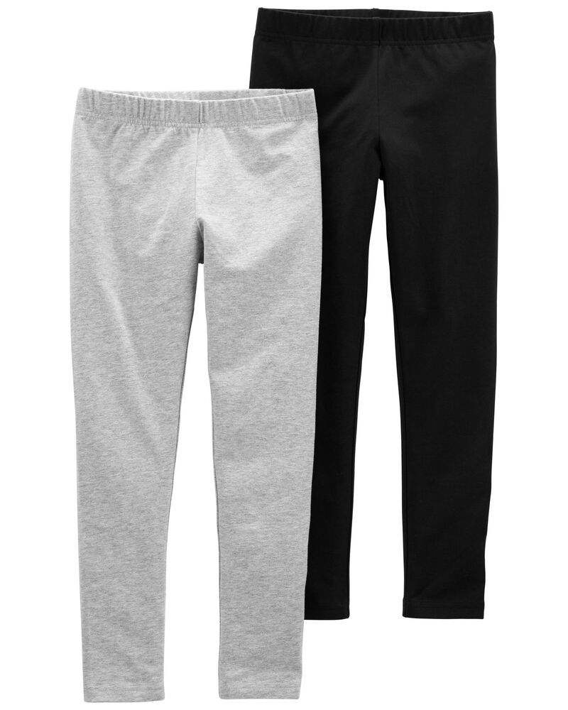 Emballage de 2 leggings, , hi-res