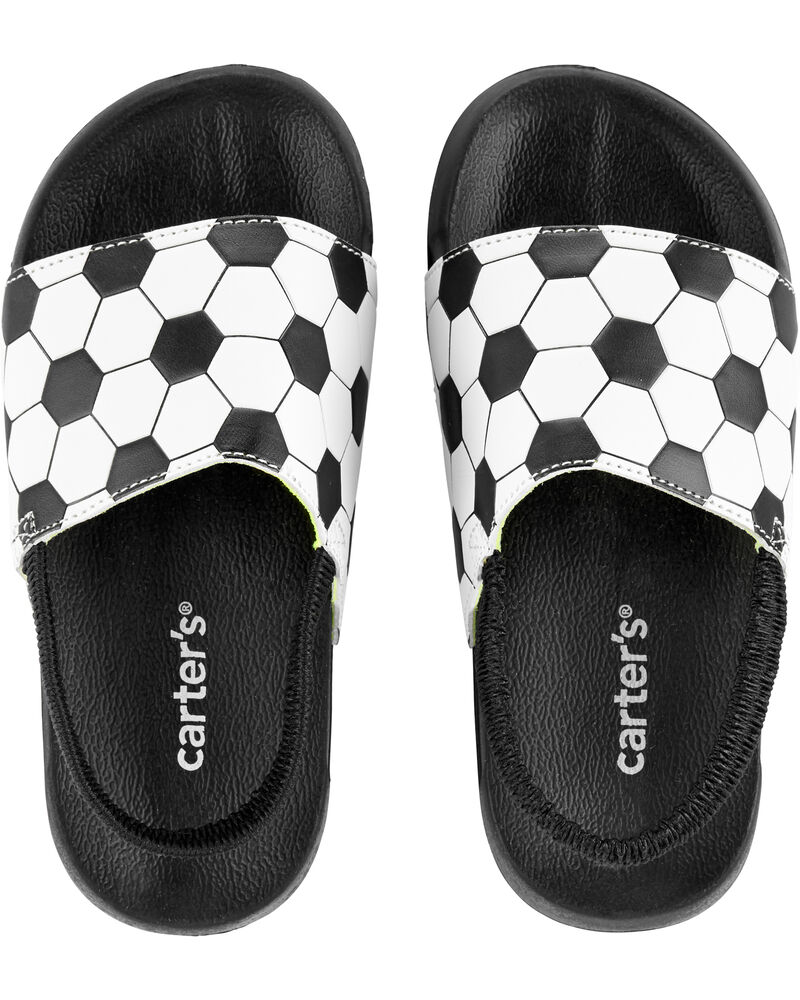 Soccer Slides, , hi-res
