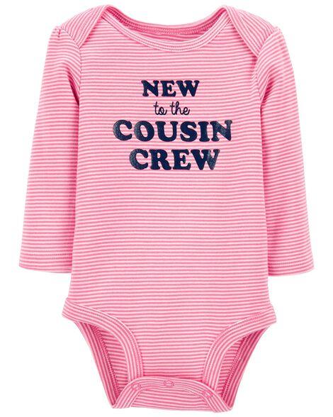 Cache-couche original New To The Cousin Crew