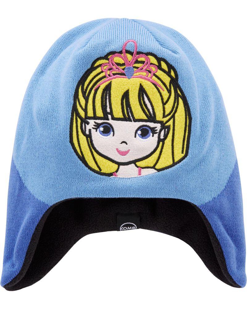 Kombi Fleece-Lined Fiona The Fairy Knit Hat, , hi-res