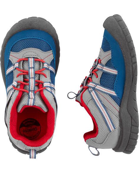 Chaussures de sport à bout muflé