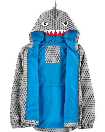 Imperméable requin