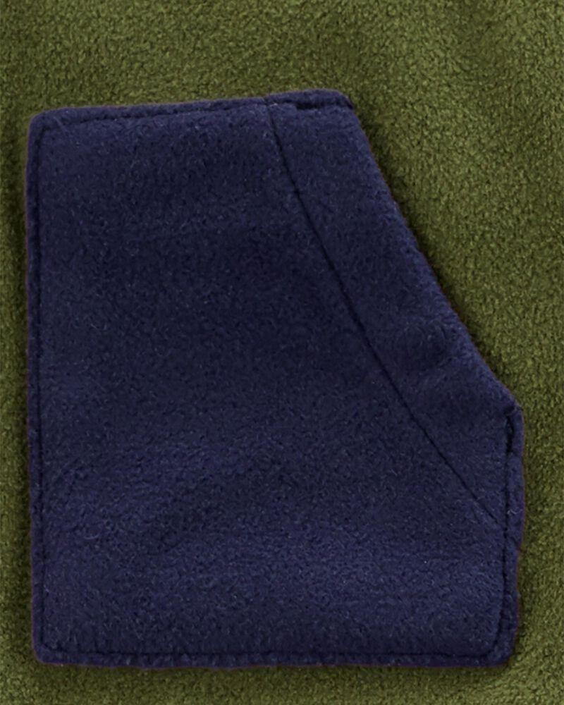 3-Piece Fleece Vest Set, , hi-res