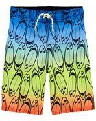 Surfboard Swim Trunks, , hi-res