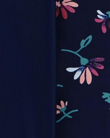 Floral Love Rashguard Set