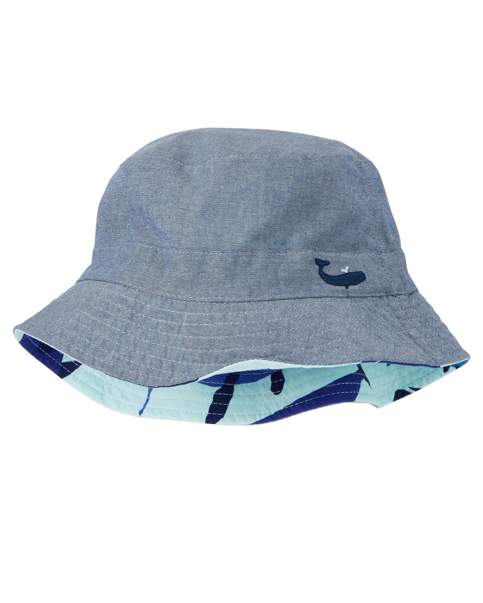 Whale Bucket Hat Carter S Oshkosh Canada