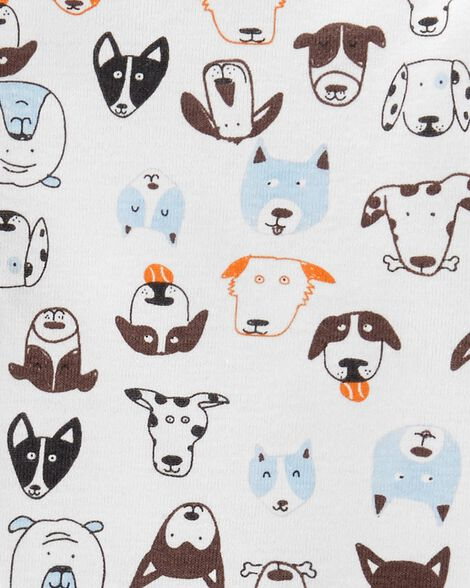 3-Piece Dog Little Character Set