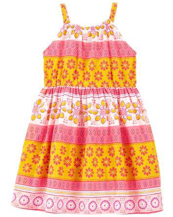 Tank Jersey Dress