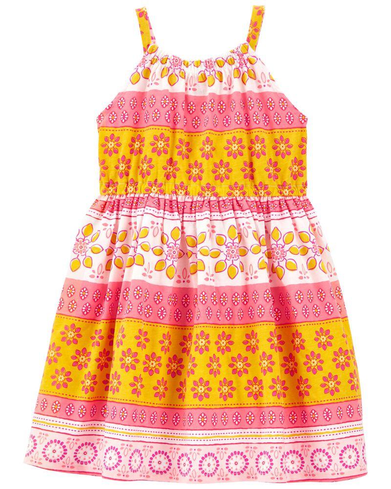 Tank Jersey Dress, , hi-res