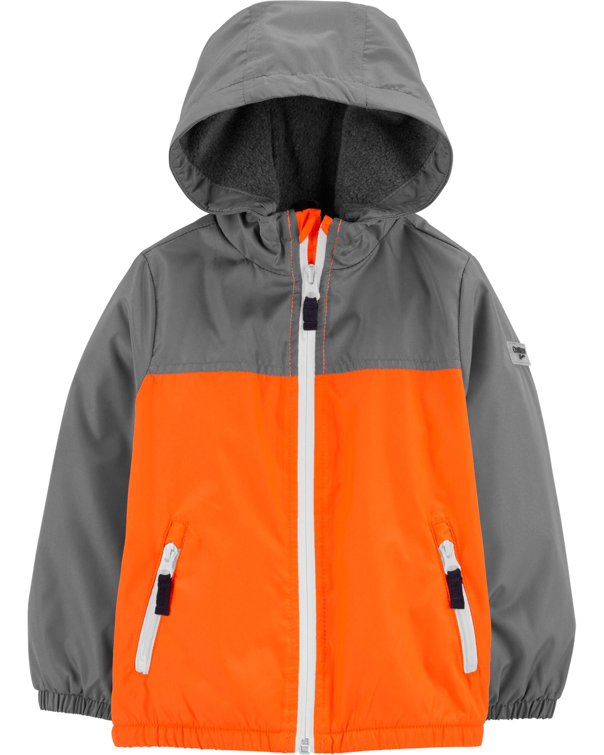 OshKosh BGosh Boys Midweight Reversible Jacket
