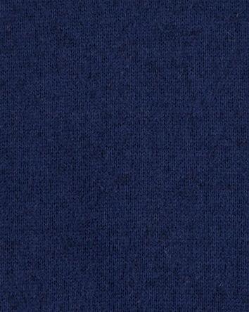 Half-Zip Sherpa Pullover