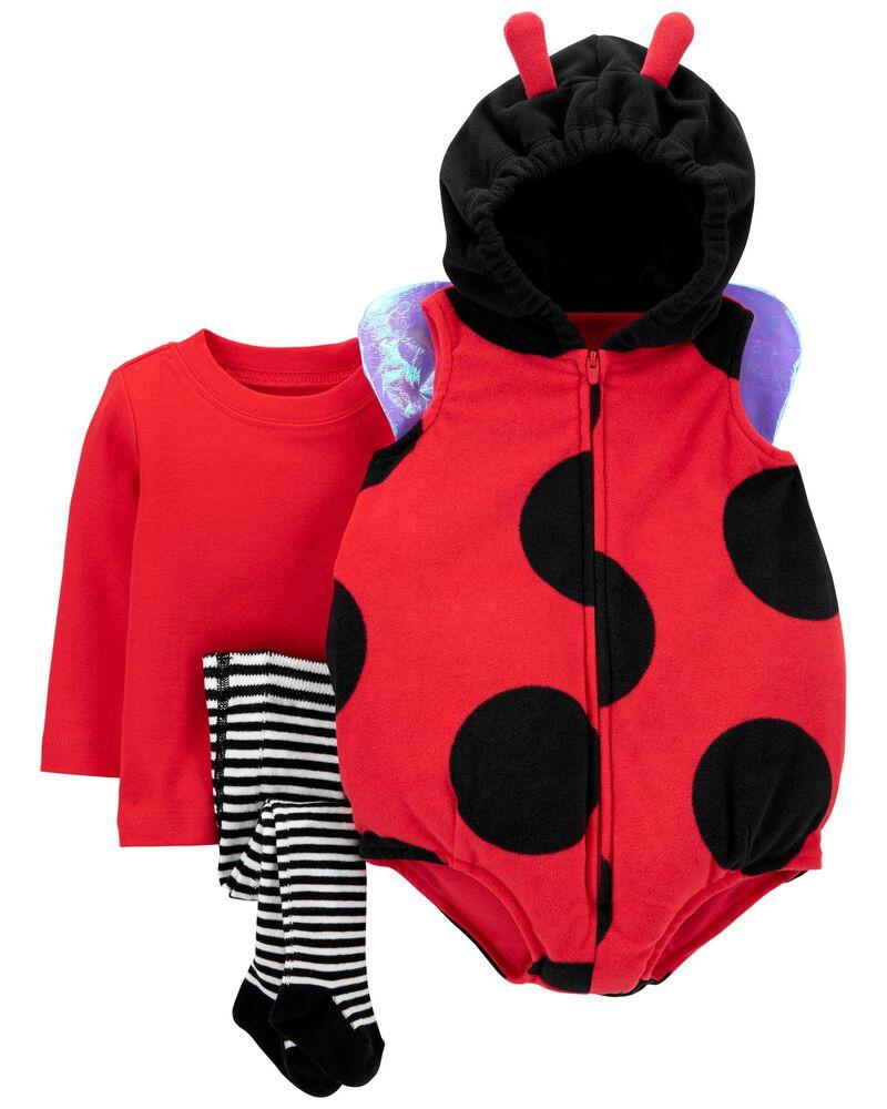 Little Ladybug Halloween Costume, , hi-res