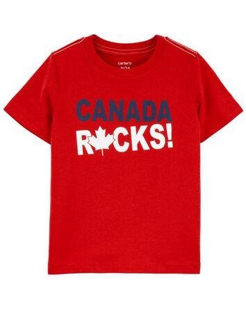 Canada Rocks Tee