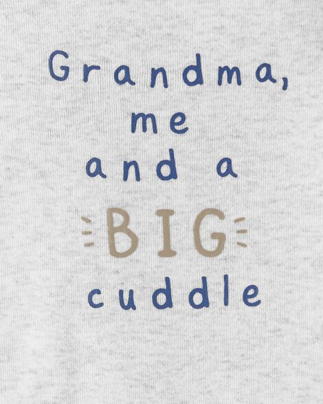 Grandma Cuddle Collectible Bodysuit