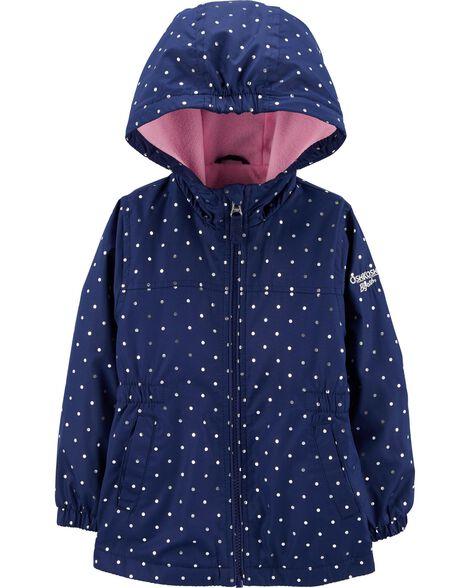 Fleece-Lined Midweight Jacket