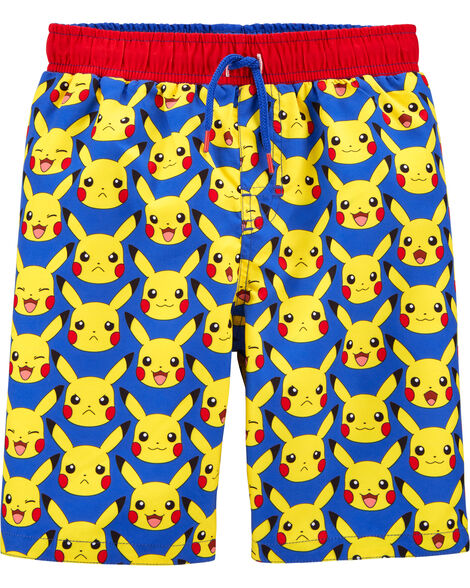 Pokémon Swim Trunks
