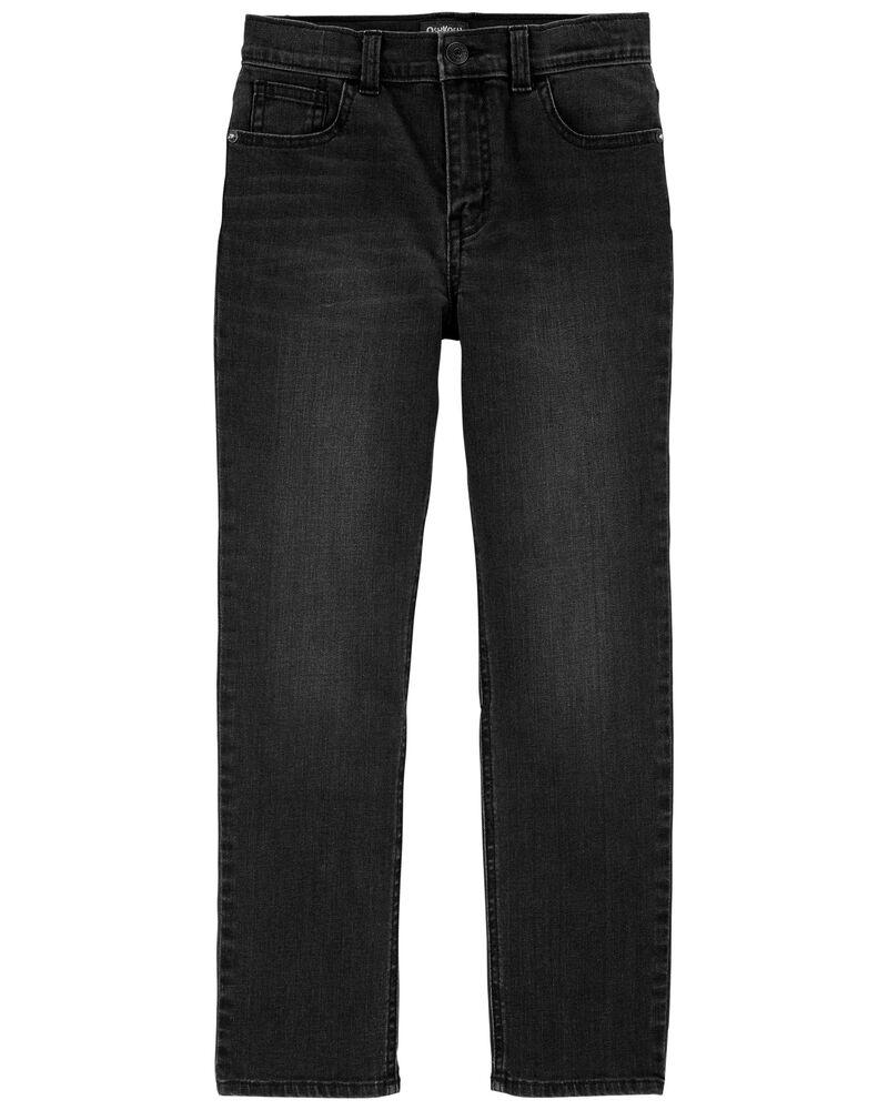 Stretch Denim Jeans —Slim Fit, , hi-res