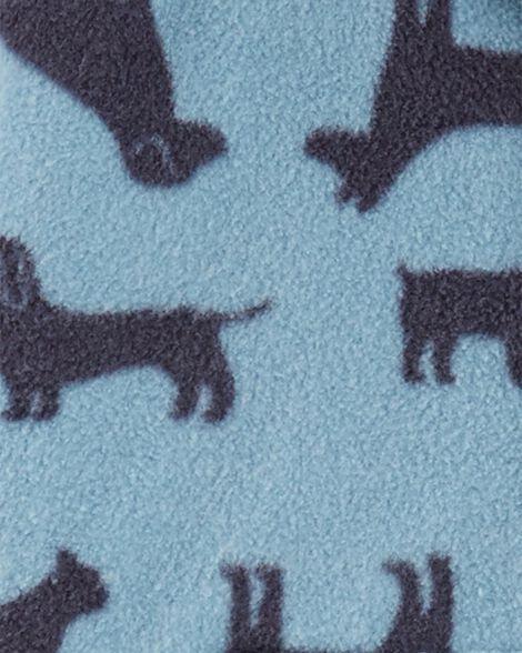 Combinaison à capuchon avec chien