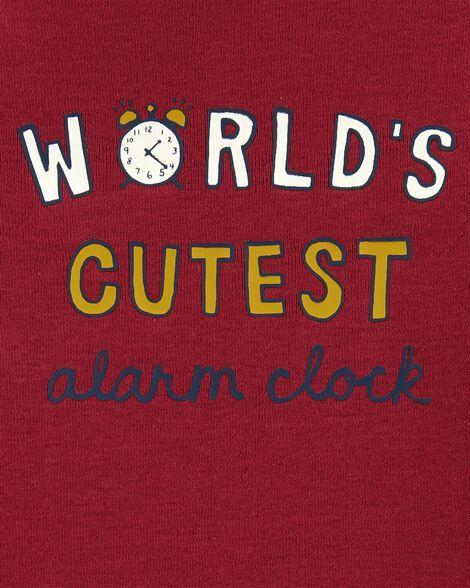 Cache-couche original World's Cutest Alarm Clock