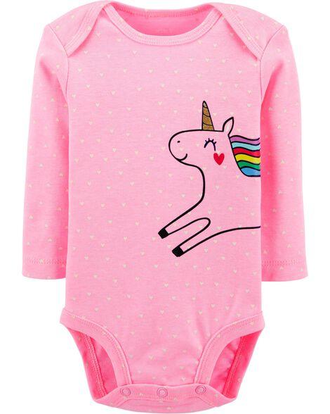 Unicorn Collectible Bodysuit