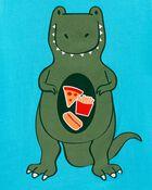 Dinosaur Food Jersey Tee, , hi-res