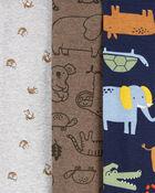 Emballage multiple 5 cache-couches originaux safari, , hi-res