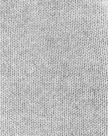 Chandail en coton à glissière