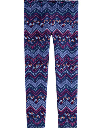 Boho Chevron Leggings