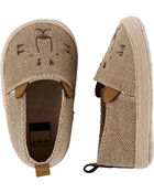 Espadrille Baby Shoes, , hi-res