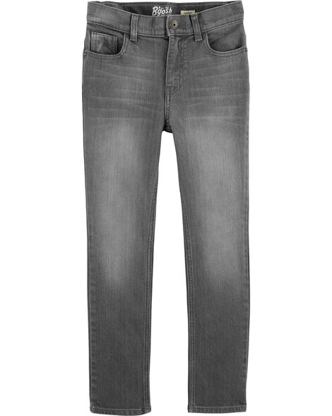 Skinny Jeans - Twilight Grey Wash